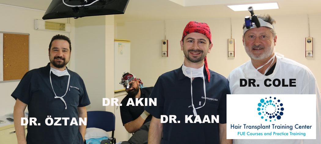 Dr.Öztan Dr. Akin Dr. Kaan Dr. Cole