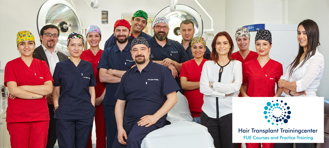 Hairlineclinic plus Staff