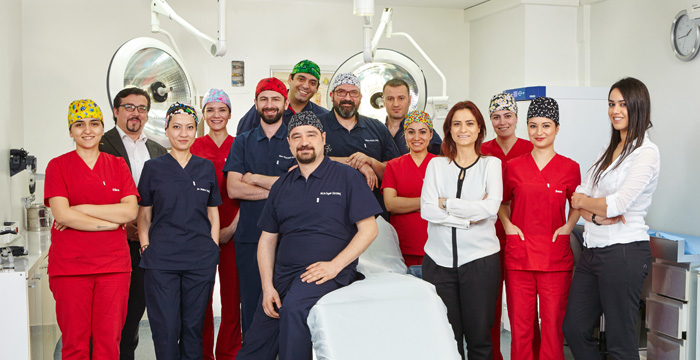 Hairlineclinic plus team